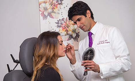 Toronto Facial Cosmetic Surgeon, Dr. Asaria
